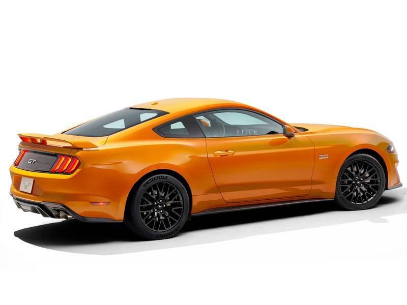 Configuratore nuova Ford Mustang e listino prezzi 2018