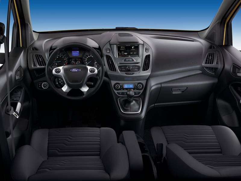 Ford Tourneo Connect 7