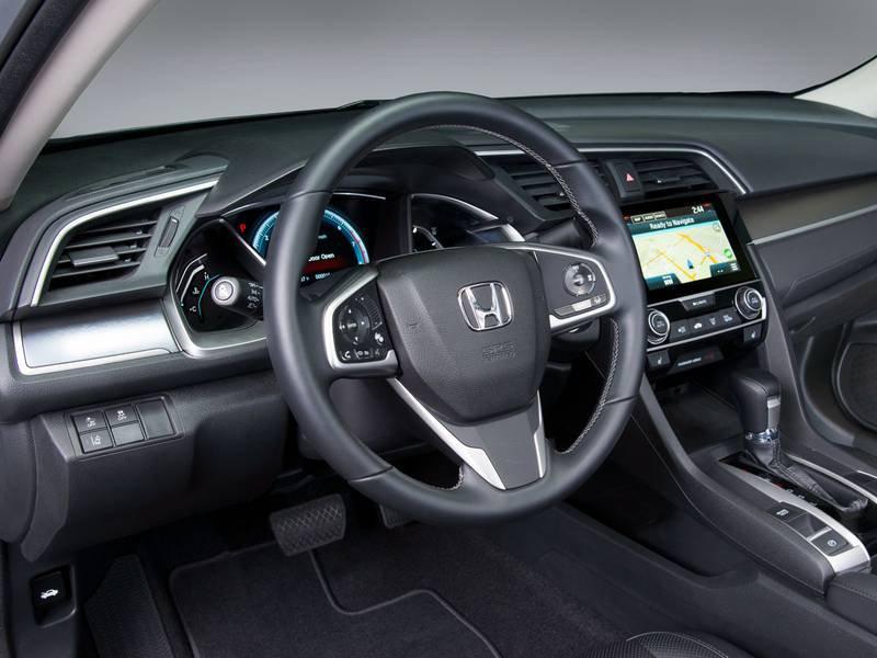 Honda Nuova Civic 4 porte
