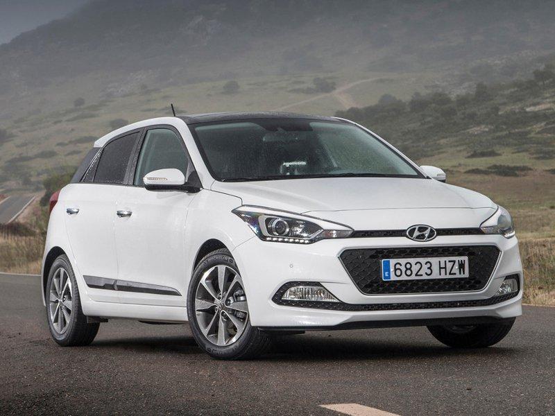 Configuratore nuova Hyundai i20 e listino prezzi 2017