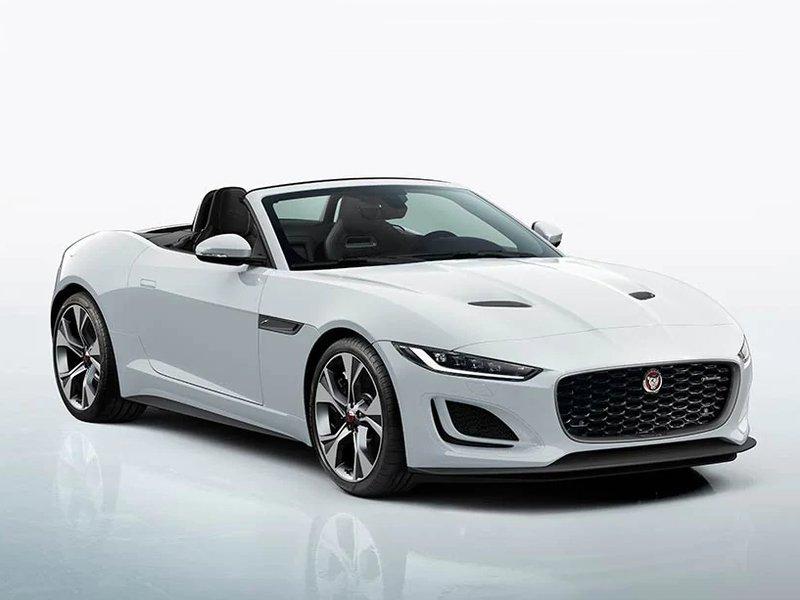 Auto Nuove Jaguar Nuova F-TYPE CONVERTIBLE concessionaria ...