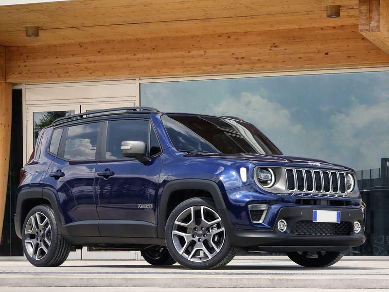 configuratore nuova jeep nuova renegade e listino prezzi 2019. Black Bedroom Furniture Sets. Home Design Ideas