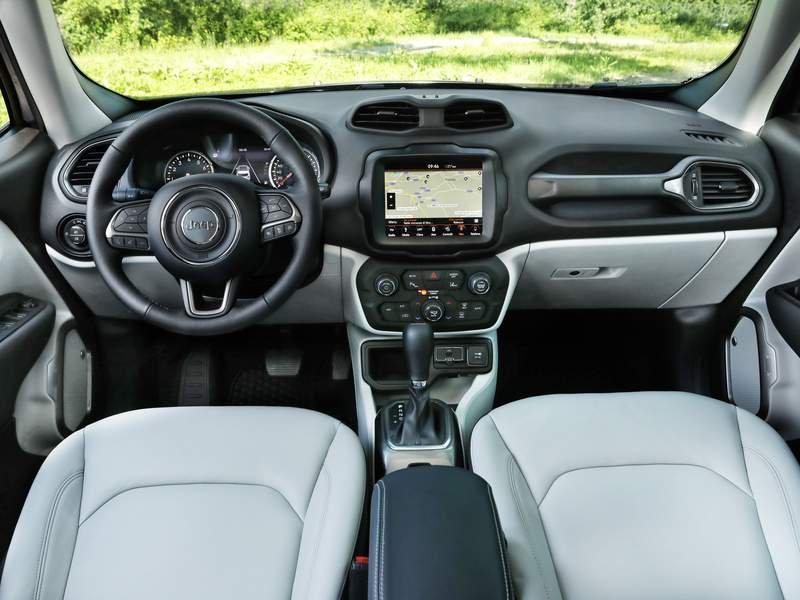Configuratore Nuova Jeep Nuova Renegade E Listino Prezzi 2019