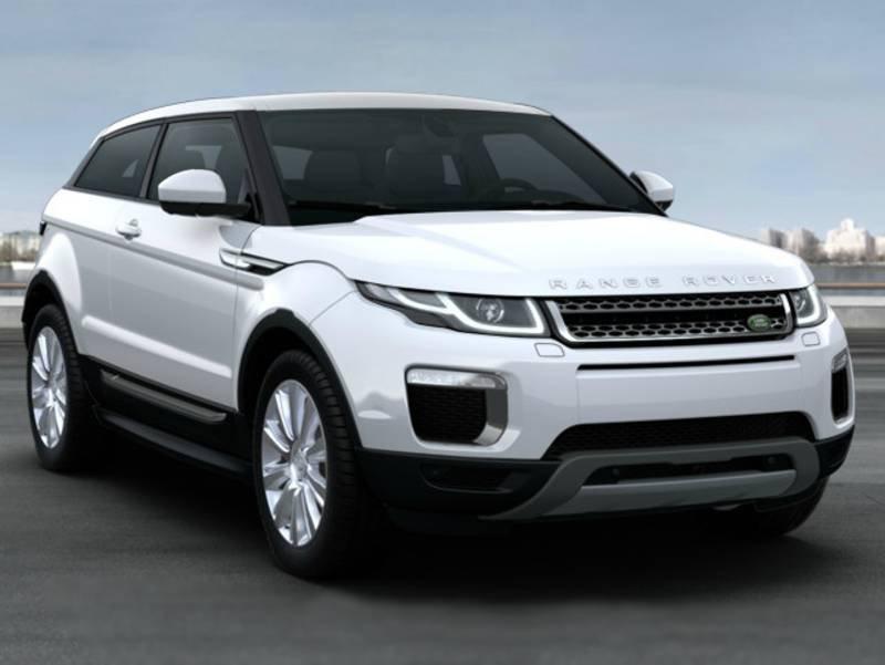 Configuratore nuova Land Rover Range Rover Evoque Coupé e ...
