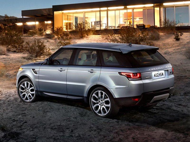Configuratore Nuova Land Rover Range Rover Sport E Listino Prezzi 2016