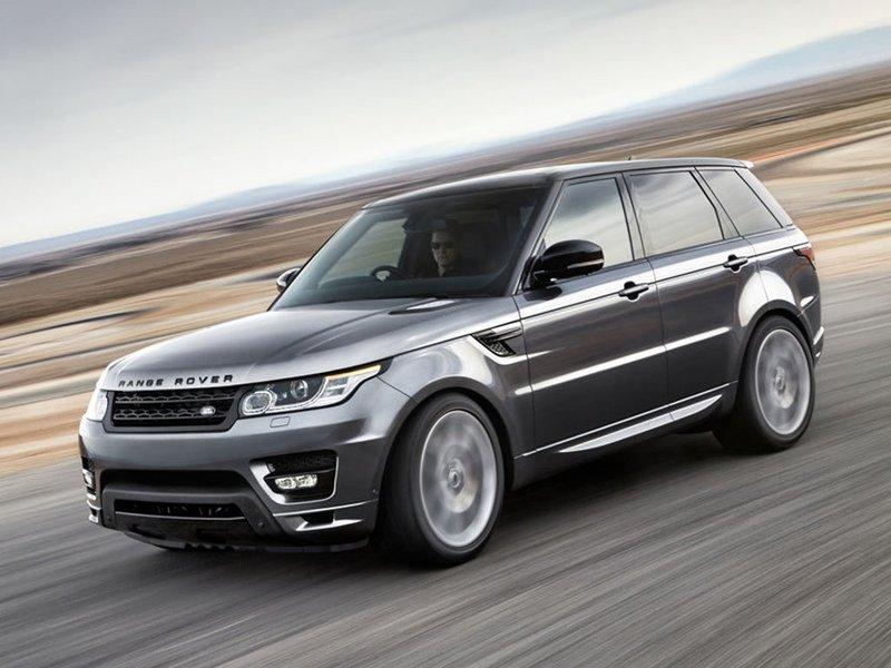 Configuratore Nuova Land Rover Range Rover Sport E Listino