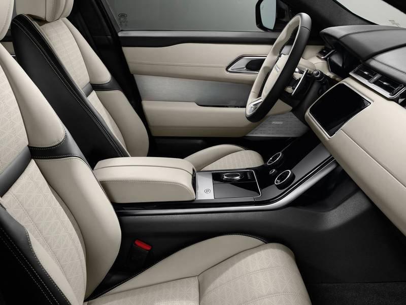 Land Rover Nuova Range Rover Velar