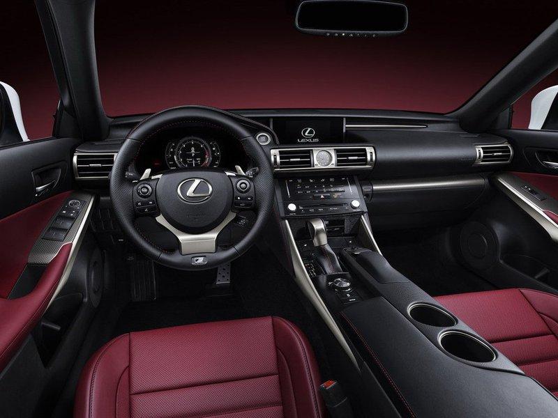 Lexus IS Hybrid