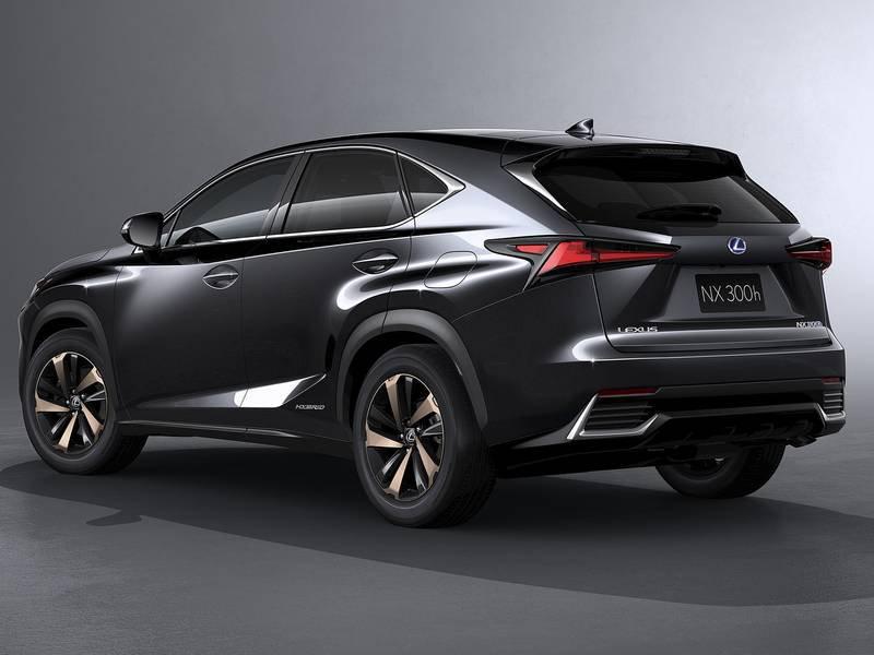 Lexus Hybrid Suv >> Configuratore nuova Lexus Nuovo NX Hybrid e listino prezzi ...