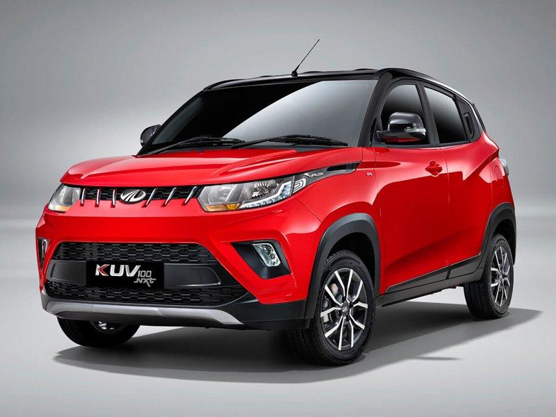 2020 Mahindra KUV100
