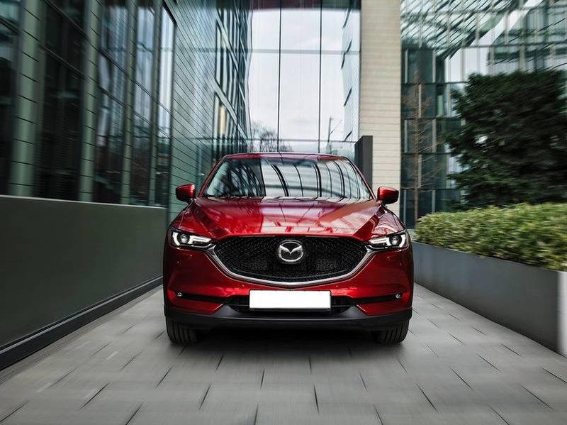 Mazda Nuova CX-5