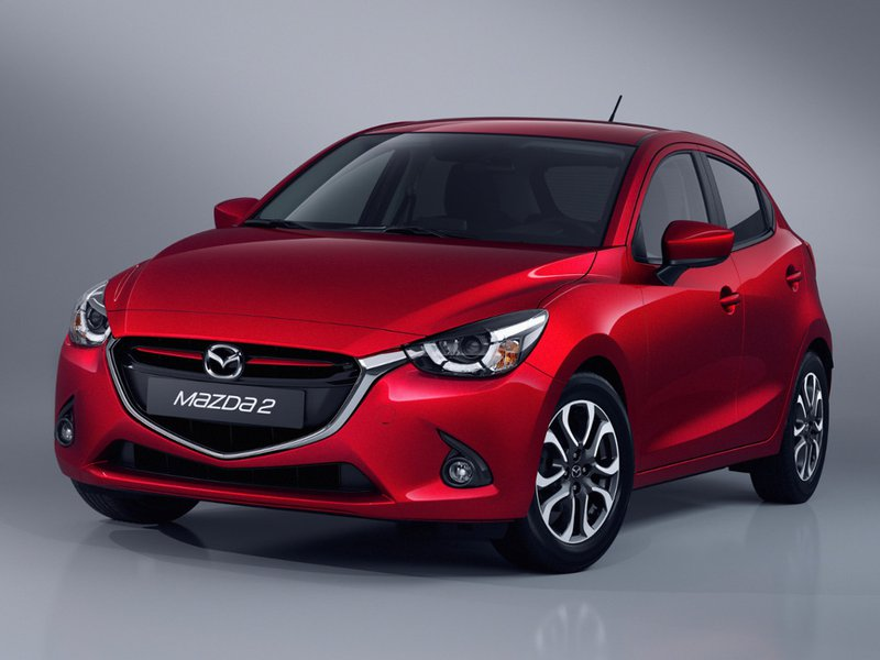 2017 Mazda Mazda2 5 porte