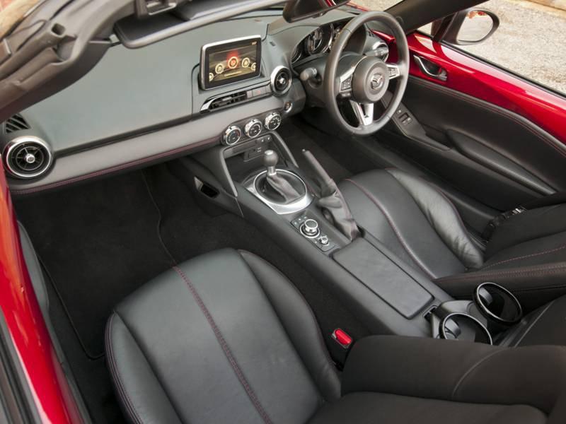 Mazda Nuova Mazda MX-5