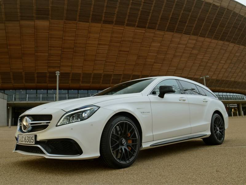 Auto nuove mercedes benz cls shooting brake concessionaria for Mercedes benz cls wagon
