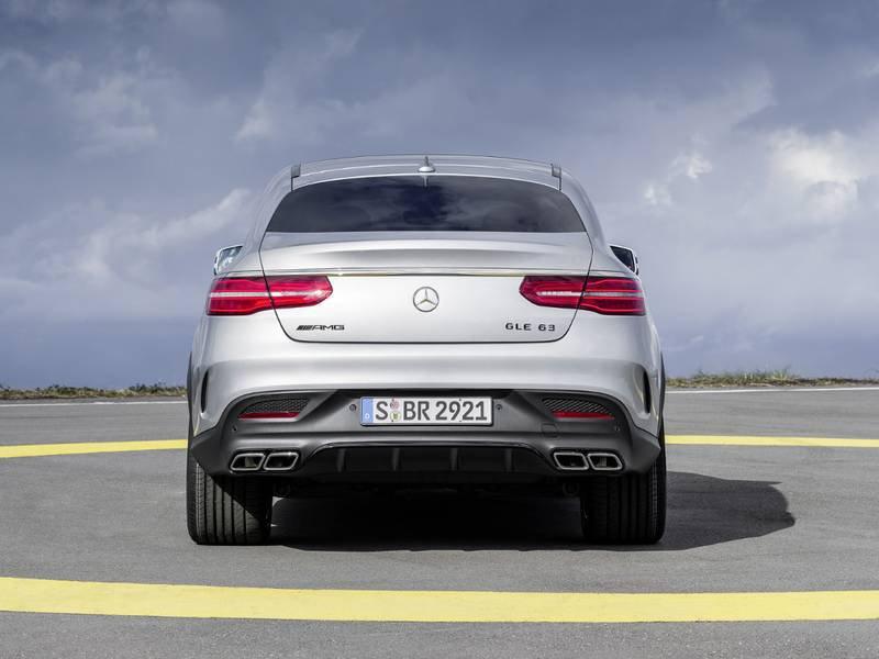 Configuratore Nuova Mercedes Benz Gle Coup 233 E Listino