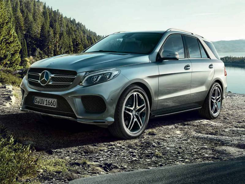 configuratore nuova mercedes benz gle suv e listino prezzi 2018. Black Bedroom Furniture Sets. Home Design Ideas