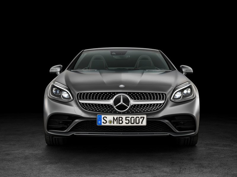 Mercedes-Benz Classe SLC
