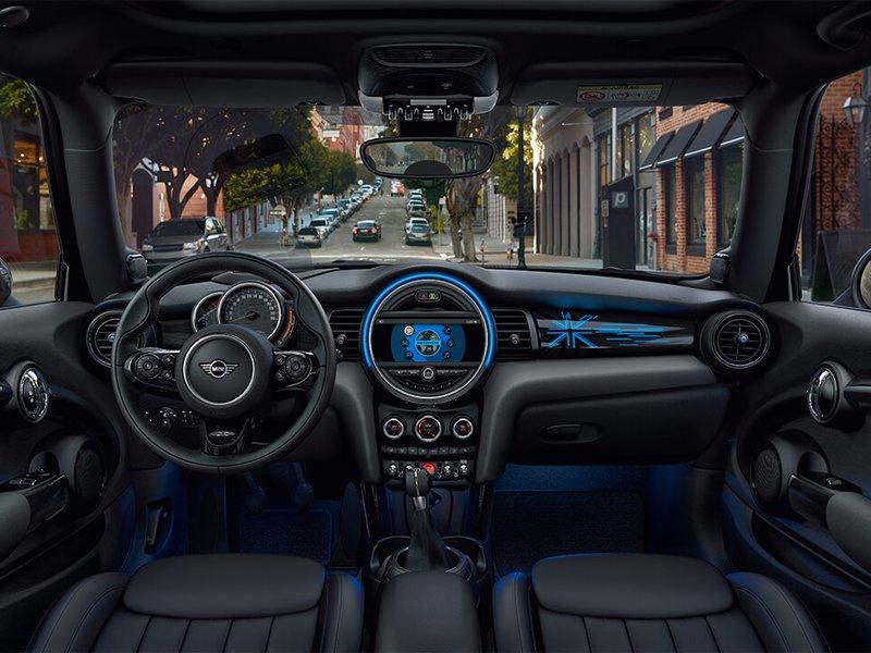 Mini Cooper Interior >> Nuova MINI MINI 5 porte, Configuratore e listino prezzi DriveK