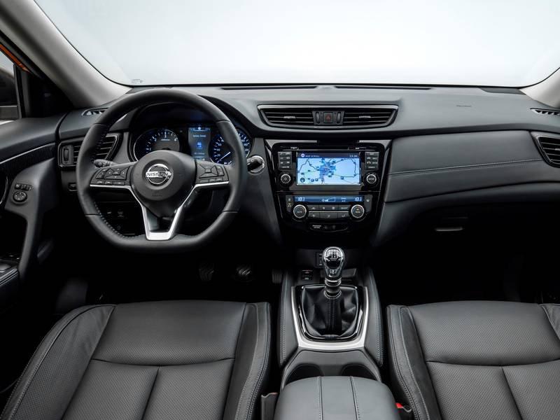 Configuratore nuova Nissan Nuovo X-Trail e listino prezzi 2018