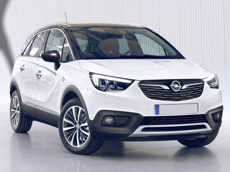 Opel Nuovo Crossland X