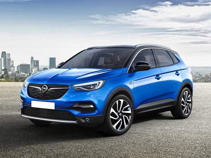 Opel Nuovo Grandland X