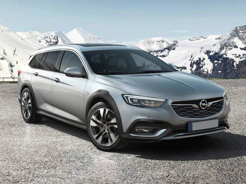 2019 Opel Insignia Country Tourer