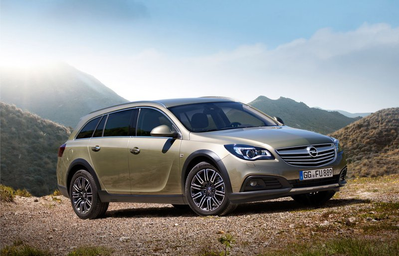 opel insignia country tourer ct 1 6 cdti country tourer. Black Bedroom Furniture Sets. Home Design Ideas