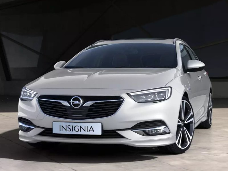 2019 Opel Insignia Sports Tourer