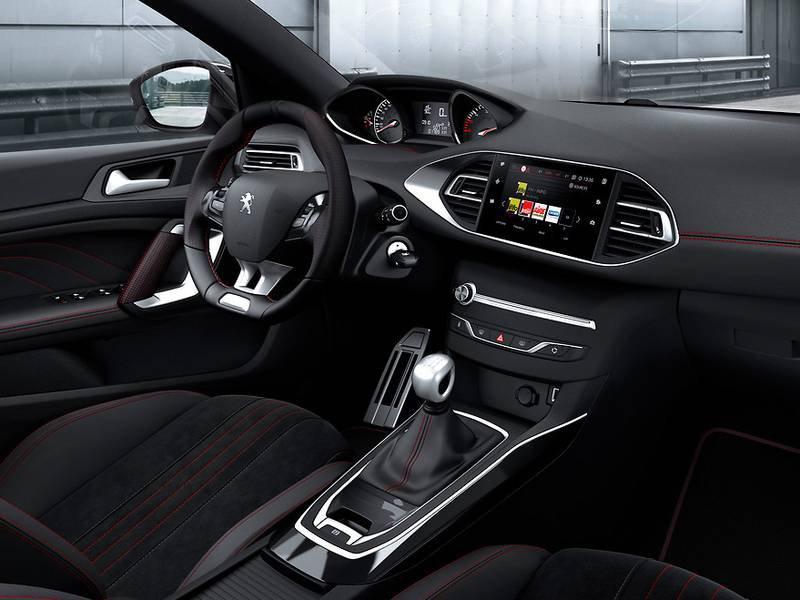 Peugeot Nuova 308