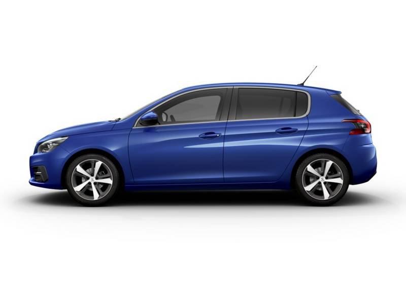 Configuratore Nuova Peugeot Nuova 308 E Listino Prezzi 2019