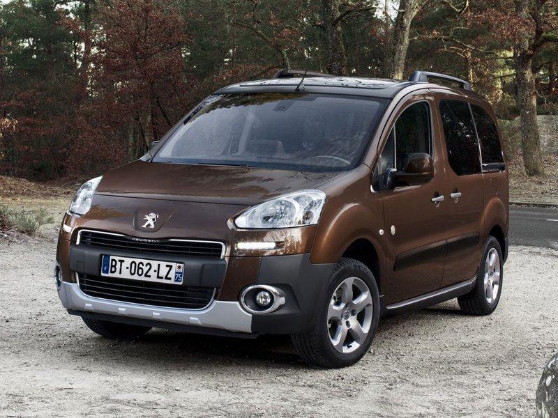Configuratore Nuova Peugeot Partner Tepee E Listino Prezzi