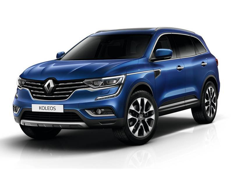 Renault Nuovo Koleos