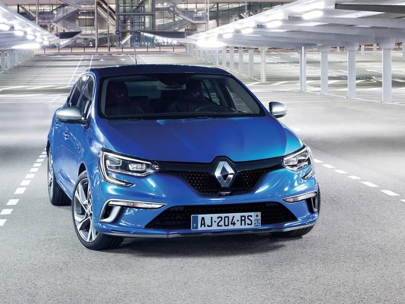 Renault Mégane Berlina