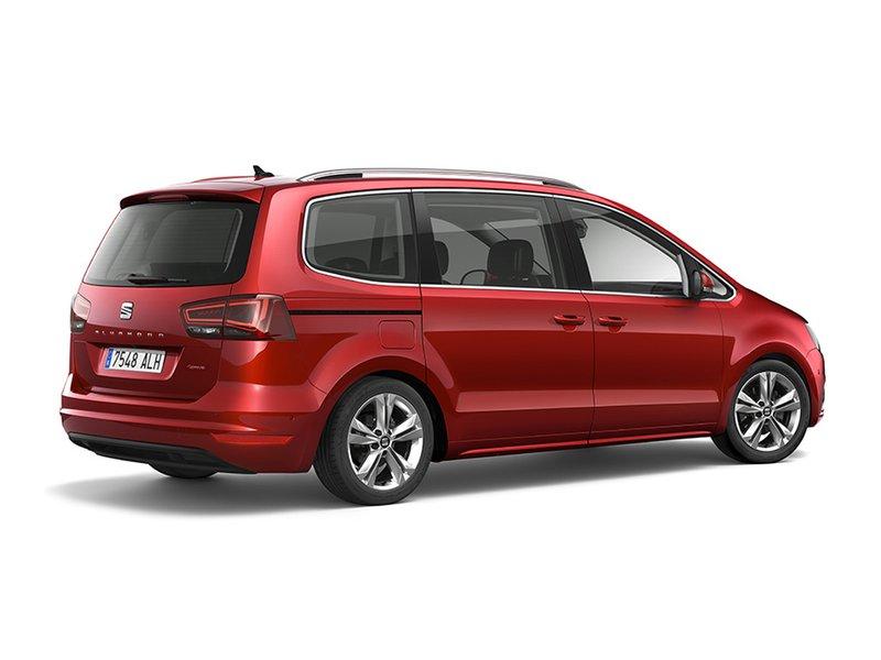 auto nuove seat alhambra diesel 2 0 tdi cr 110kw advance. Black Bedroom Furniture Sets. Home Design Ideas