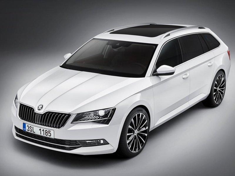Škoda Superb Wagon