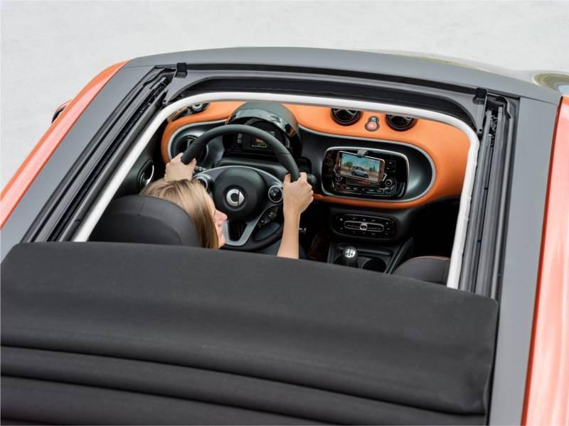 Configuratore Nuova Smart Forfour E Listino Prezzi 2017