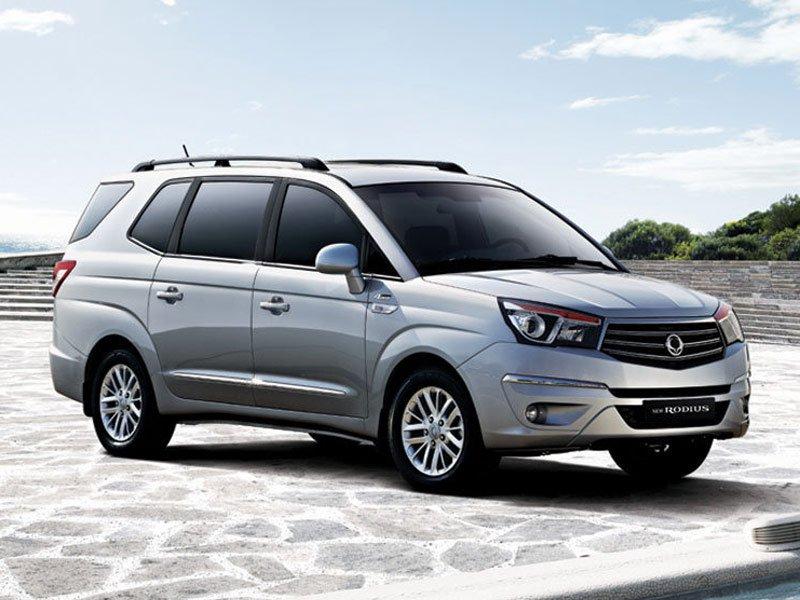 Peugeot 5008 Configuratore >> Configuratore nuova SsangYong Rodius e listino prezzi 2018