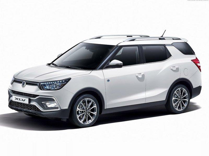 2019 Ssangyong XLV