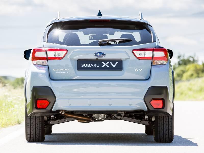 Subaru Nuova XV