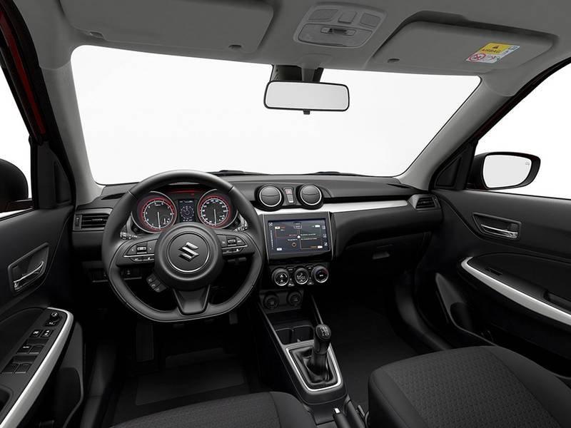 Suzuki Nuova Swift