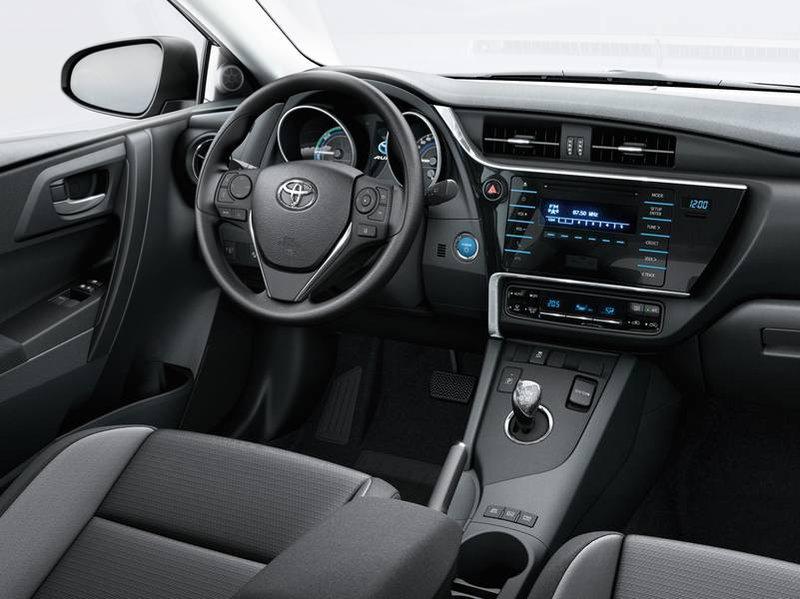 Configuratore nuova toyota auris hybrid touring sports e for Interior toyota auris 2018
