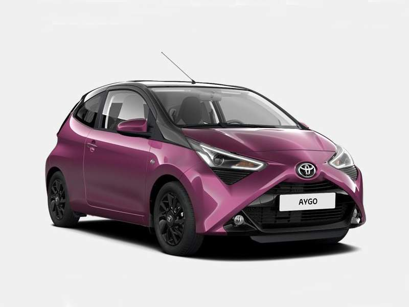toyota aygo 1 0 vvt i x play pro e contro. Black Bedroom Furniture Sets. Home Design Ideas