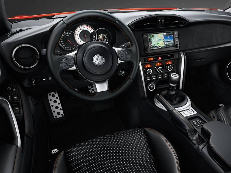 Configuratore Nuova Toyota Gt86 E Listino Prezzi 2019