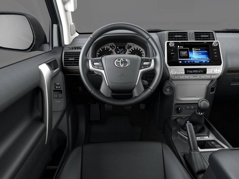 Toyota Land Cruiser Doors Interior on Alfa Romeo Suv