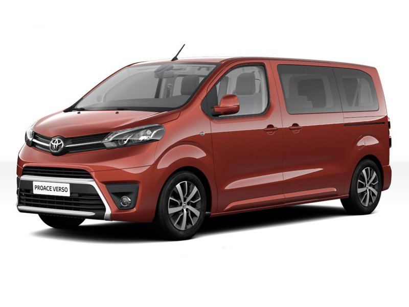 2018 Toyota Proace Verso