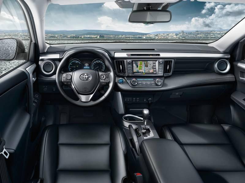 2018 Toyota Rav4 Hybrid >> Configuratore nuova Toyota RAV4 Hybrid e listino prezzi 2018