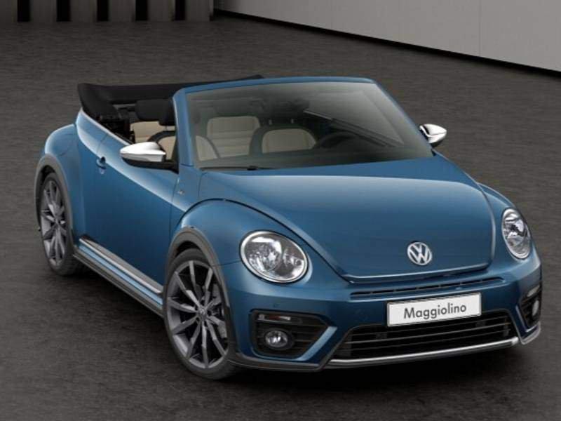 Volkswagen Maggiolino Cabriolet