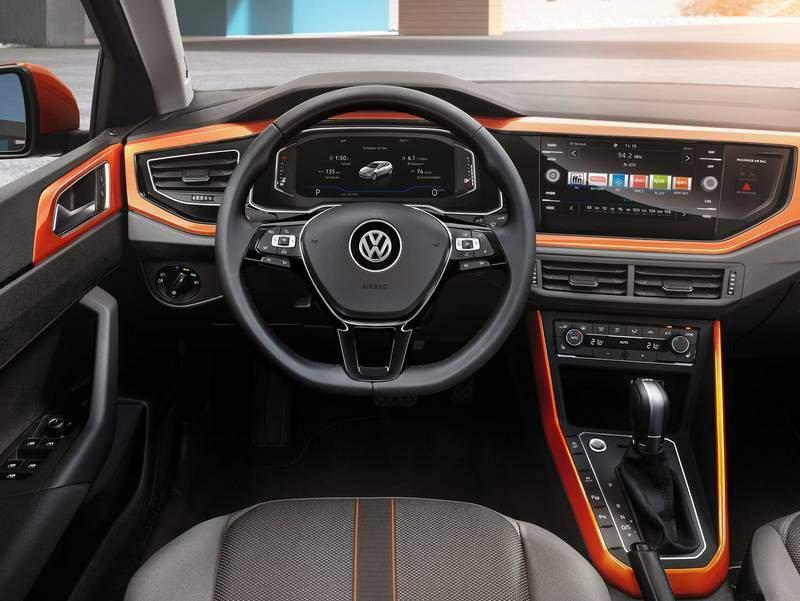 Volkswagen Nuova Polo