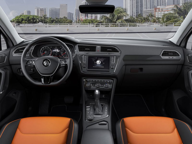 configuratore nuova volkswagen tiguan e listino prezzi 2019. Black Bedroom Furniture Sets. Home Design Ideas