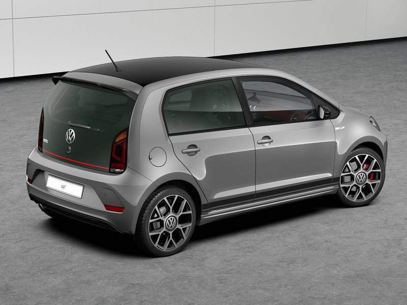 volkswagen up gti. Black Bedroom Furniture Sets. Home Design Ideas
